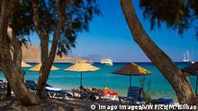 Türkei Strand von Datca