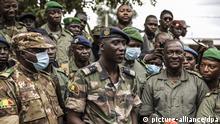 Mali Putsch Pressekonferenz