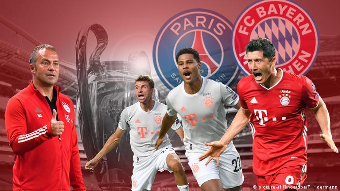 Portugal Lissabon | Champions League Finale | Paris St.Germain-FC Bayern Muenchen