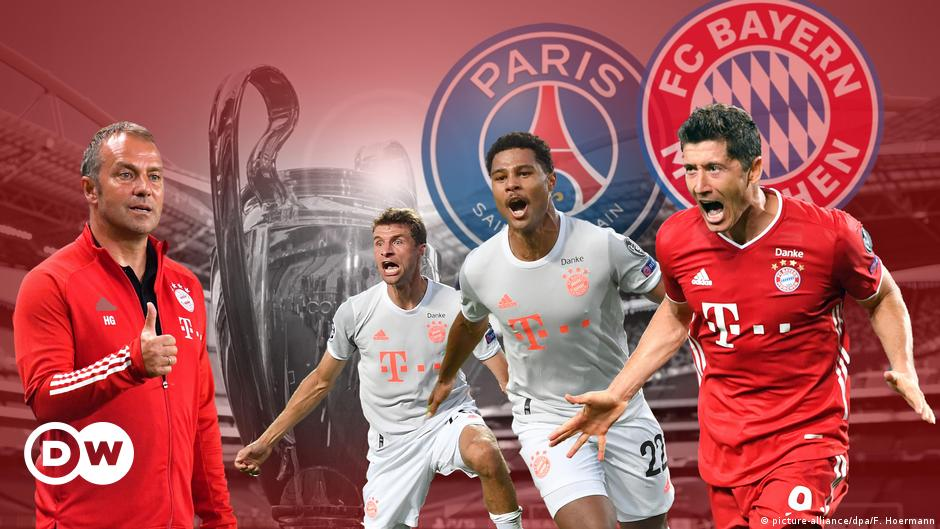 Champions League Final The Dilemma Facing Bayern Munich Ahead Of Psg Showdown Sports German Football And Major International Sports News Dw 21 08 2020