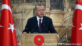 Cumhurbaşkanı Erdoğan Fransız mallarını boykot etmeye çağırdı
