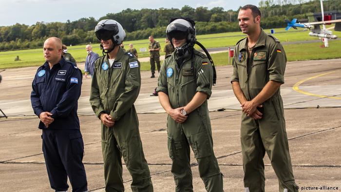 Nemački i izraelski piloti na zajedničkoj vežbi 2020.