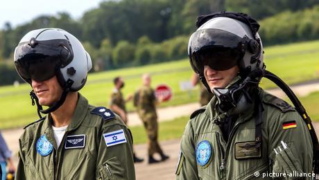 Κοινή αεροπορική άσκηση Γερμανίας-Ισραήλ