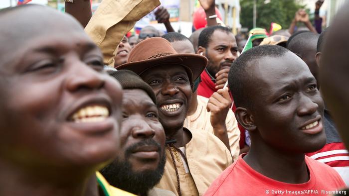 Mali I Protest in Bamako