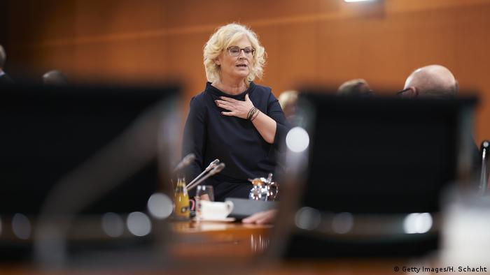 Justizministerin I Christine Lambrecht