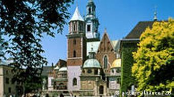 Waweldom in Krakau Polen