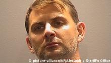 USA Peter Debbins Festnahme
