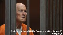 Kalifornien Lebenslang für Golden State Killer