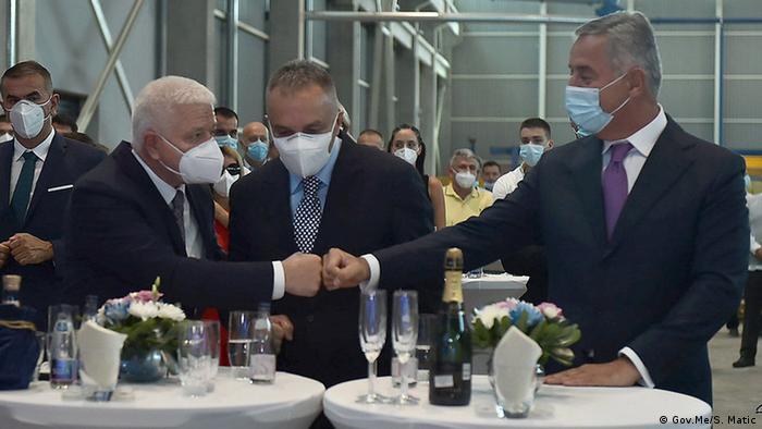 Milo Đukanović i Duško Marković žele ostati na vlasti