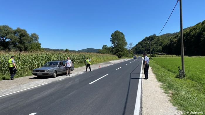 Bosnien | gestrandete Migranten in Una-Sana Kanton