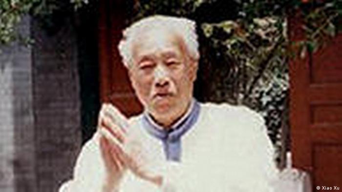 China der frühere Premierminister Zhao Ziyang in Peking (Xiao Xu)