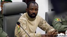 Mali Bamako Verhandlungen zwischen ECOWAS und Militärführern | Assimi Goita