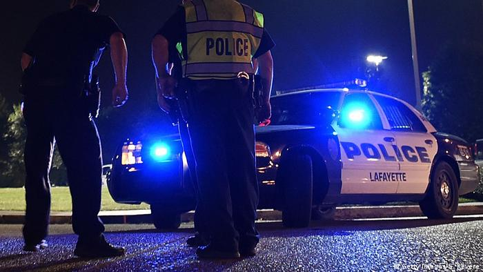 USA Lafayette | Symbolbild Polizei