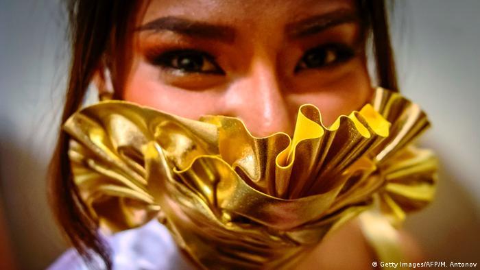 BdTD Thailand Bangkok | Schönheitswettbewerb für Gehörlose (Getty Images/AFP/M. Antonov)