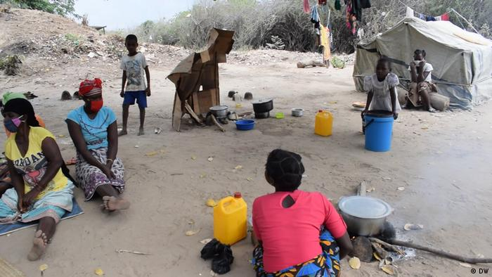 Mosambik | Vertriebene | Metuge