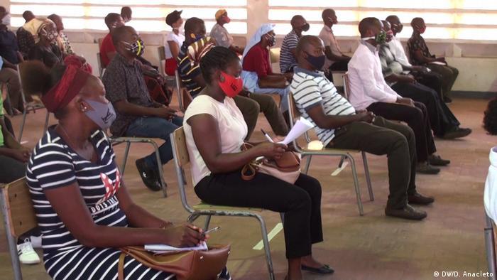 Mosambik | Vertriebene Lehrer | Pemba