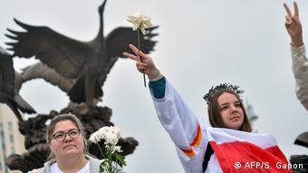 Belarus | Proteste gegen Präsident Lukaschenko