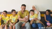 Berlin | Themenbilder für Artikel: Fünf Jahre Wir schaffen das - Familie Suleiman