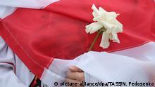 Belarus Minsk | Proteste gegen Präsident Lukaschenko