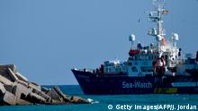 Spanien Hafen von Burriana | Sea-Watch 4 Rettungsschiff