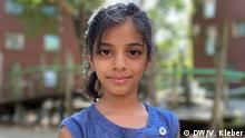 Flüchtlingsfamilie Suleiman Tochter Lama
