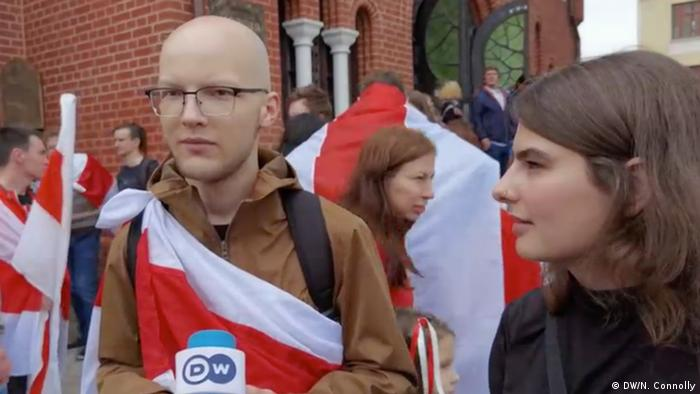 Belarus election observer