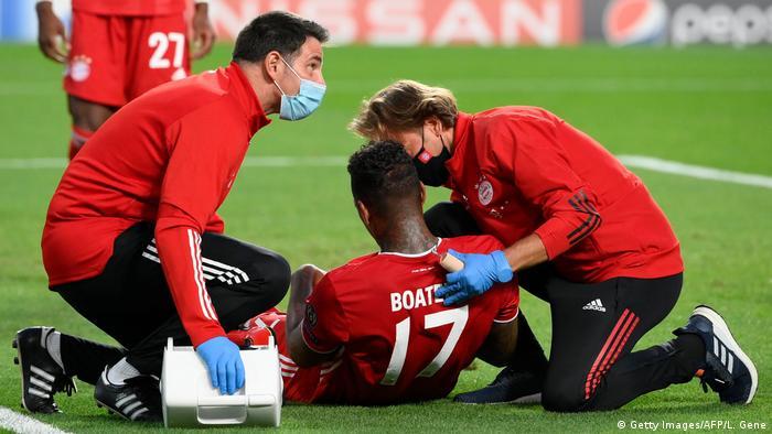 Champions League Finale 2020 Paris vs Bayern München Boateng (Getty Images/AFP/L. Gene)