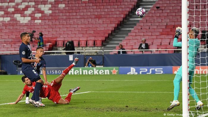 Champions League Finale 2020 Paris vs Bayern München Chance Lewandowski