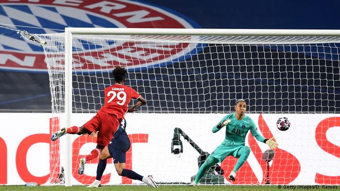 Paris Saint-Germain v Bayern Munich - UEFA Champions League Final (Getty Images/D. Ramos)