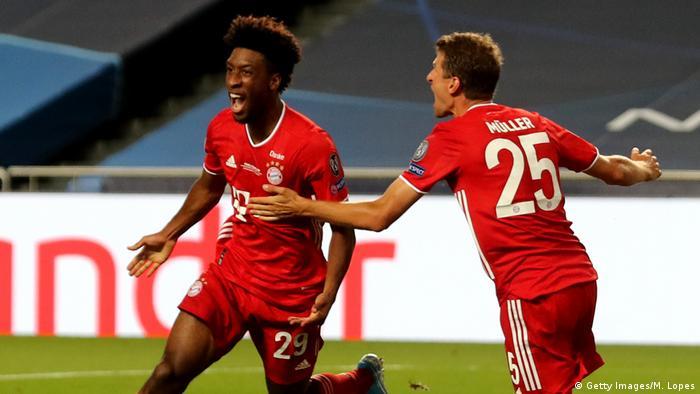 Paris Saint-Germain v Bayern Munich - UEFA Champions League Final (Getty Images/M. Lopes)