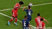 Champions League Finale 2020 Paris vs Bayern München | Tor Coman