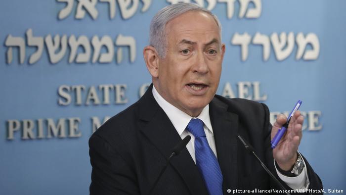 Israel Benjamin Netanjahu