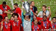 Champions League Finale 2020 Paris vs Bayern München | Sieger Bayern München