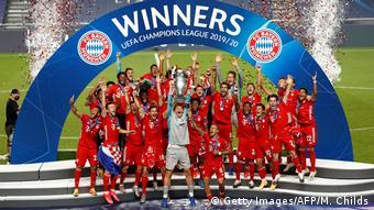 Can Borussia Dortmund do anything about Bayern Munich?
