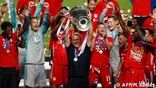 Champions League Finale 2020 Paris vs Bayern München | Sieger Bayern München | Hansi Flick