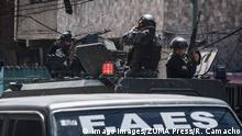 Venezuela Caracas FAES Polizei