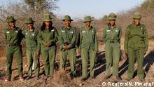 Kenia Frauen-Rangertruppe The Lionesses