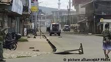 Philippinen Bombenanschlag