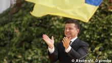 Ukraine | Zeremonie zur Feier des Unabhängigkeitstags der Ukraine in Kiew