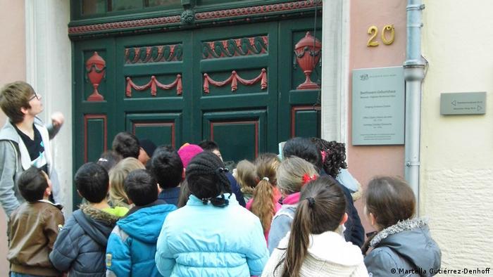 Deutschland Bonn | Beethovenhaus Workshop für Kinder