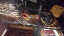 Mosambik | Feuer in der Redaktion der Zeitung Canal de Mocambique