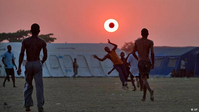 Haiti 100 Tage nach dem Erdbeben Flash-Galerie (AP)