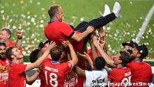 Fussball Champions League Finale Paris St. Germain - Bayern Muenchen
