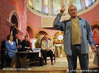 Лидер кампании Говори правду! Владимир Некляев