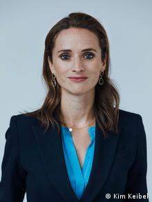 Верена Пауздер, эксперт по дигитализации