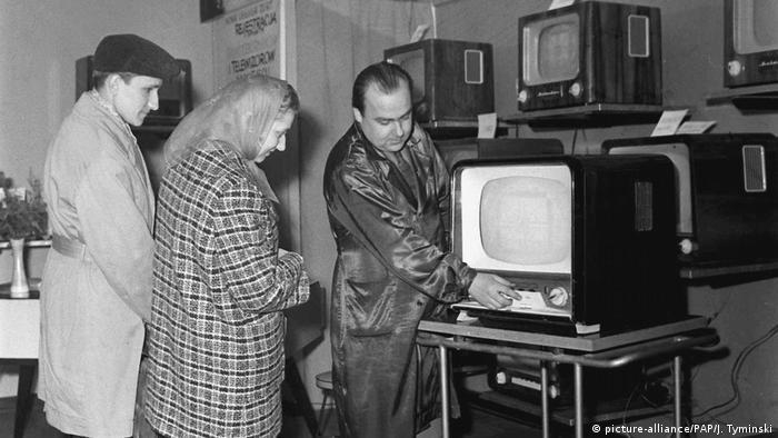 Życie w PRL-u: zakupy w 1962 r.