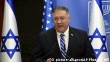 Israel Mike Pompeo