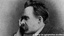circa 1885: German philosopher Friedrich Nietzsche (1844 - 1900). (Photo by Hulton Archive/Getty Images)