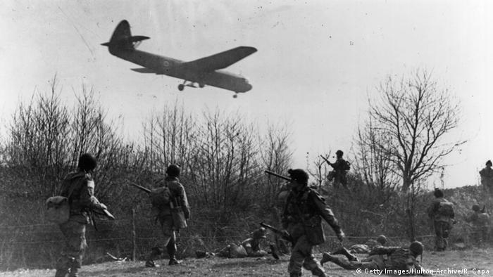 Deutschland Zweiter Weltkrieg Allierte Robert Capa
