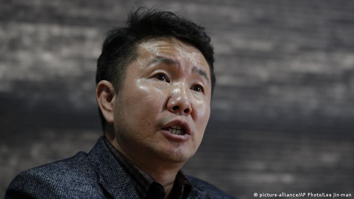 Choi Jung Hun, a former North Korean doctor who came to South Korea in 2012